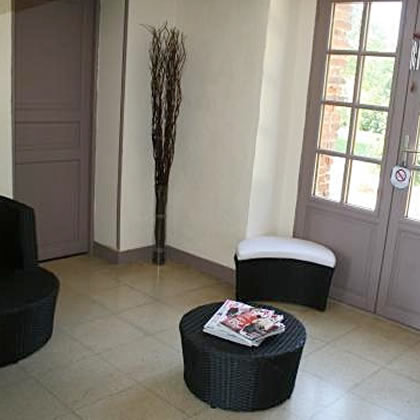 gite frenelle salon